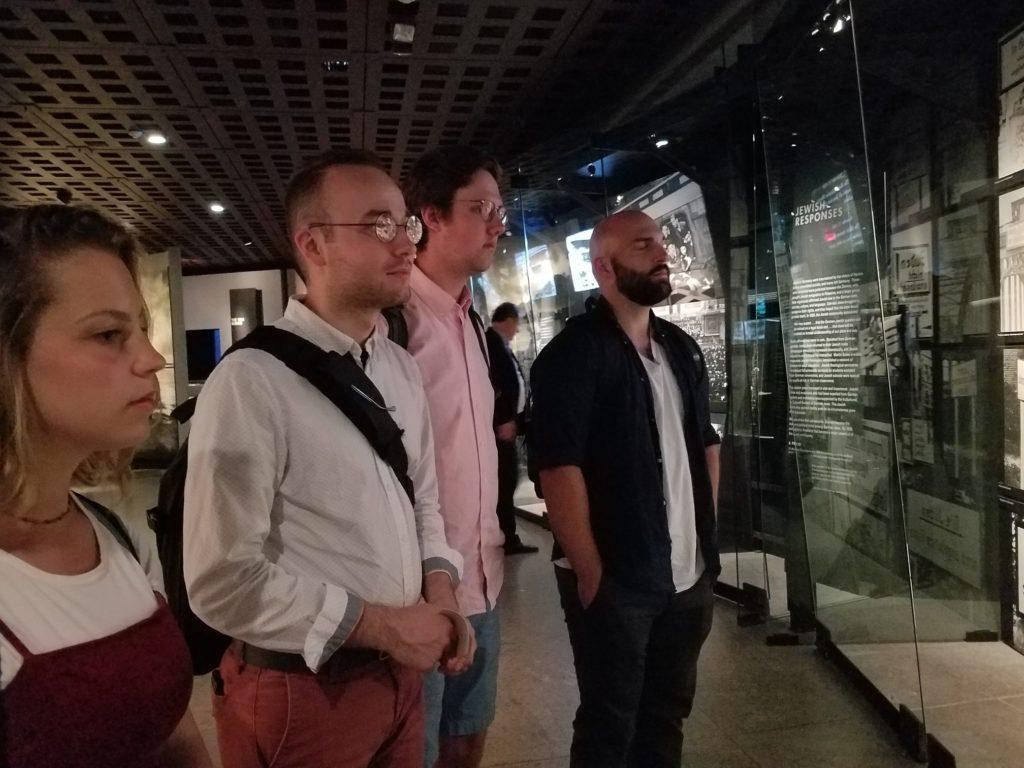H Museum – Drew Anna Lukas Alex
